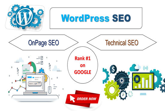 I will do Onpage SEO and technical optimization for WordPress site