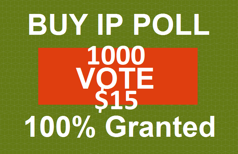 Order Now 1000 USA Different IP,  s Online contest Votes