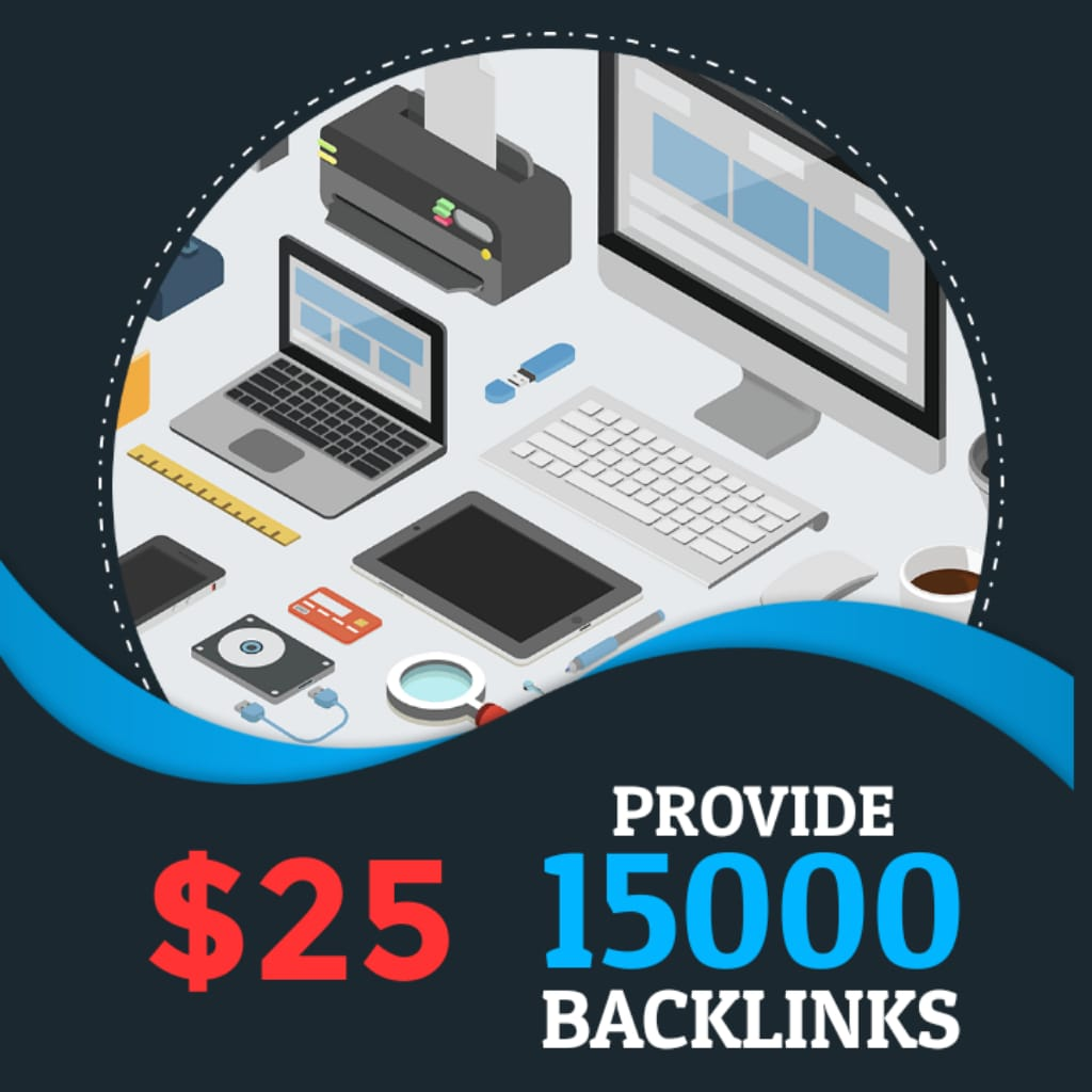 website ranking with 15000 High quality SEO backlinks in 24 hours