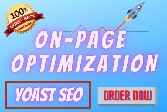 I will do On-Page optimization with Yoast SEO to rank your website