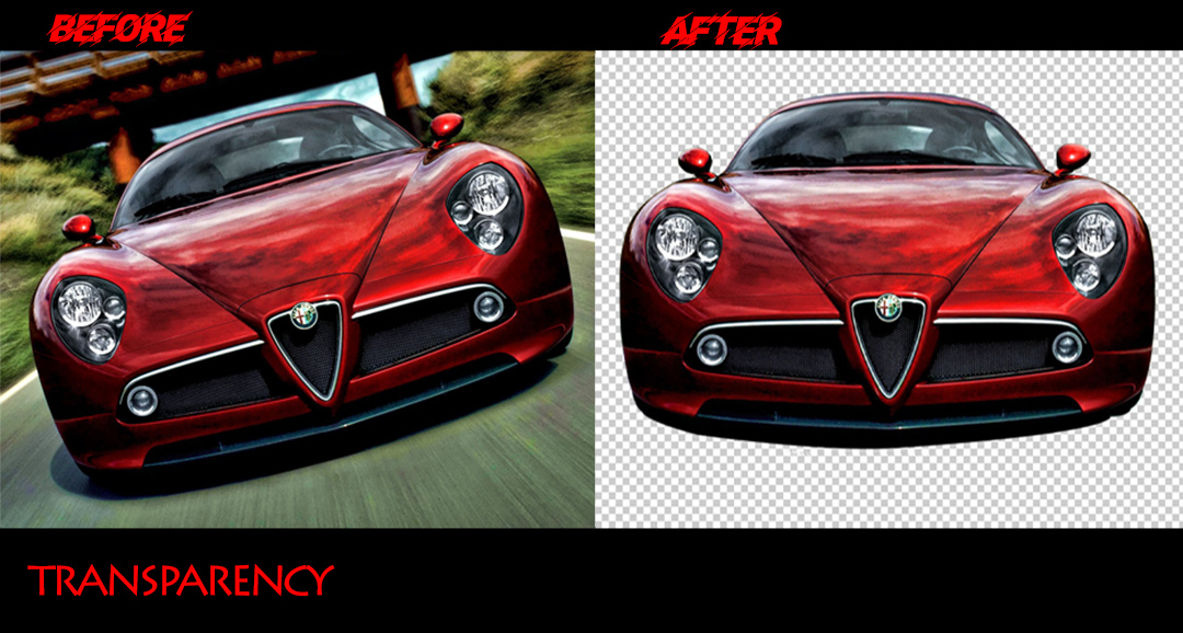 Remove Background Smoothly & quickly,Deliver within 24 Hours
