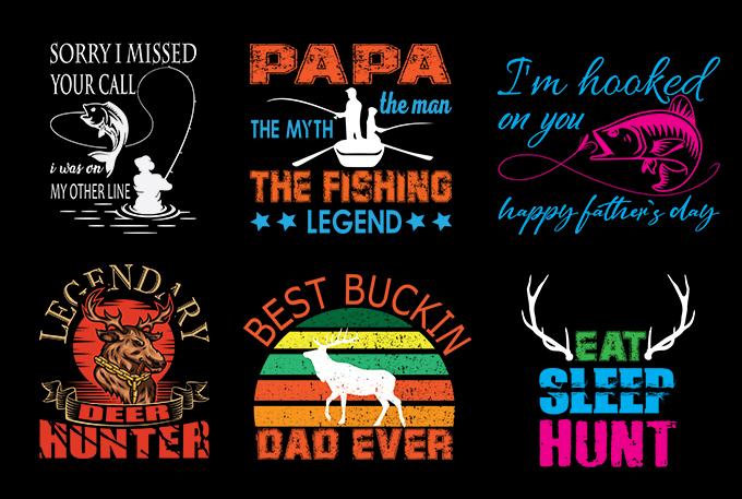 I Will Do Bulk T-shirt Designs For Merch and Teespring