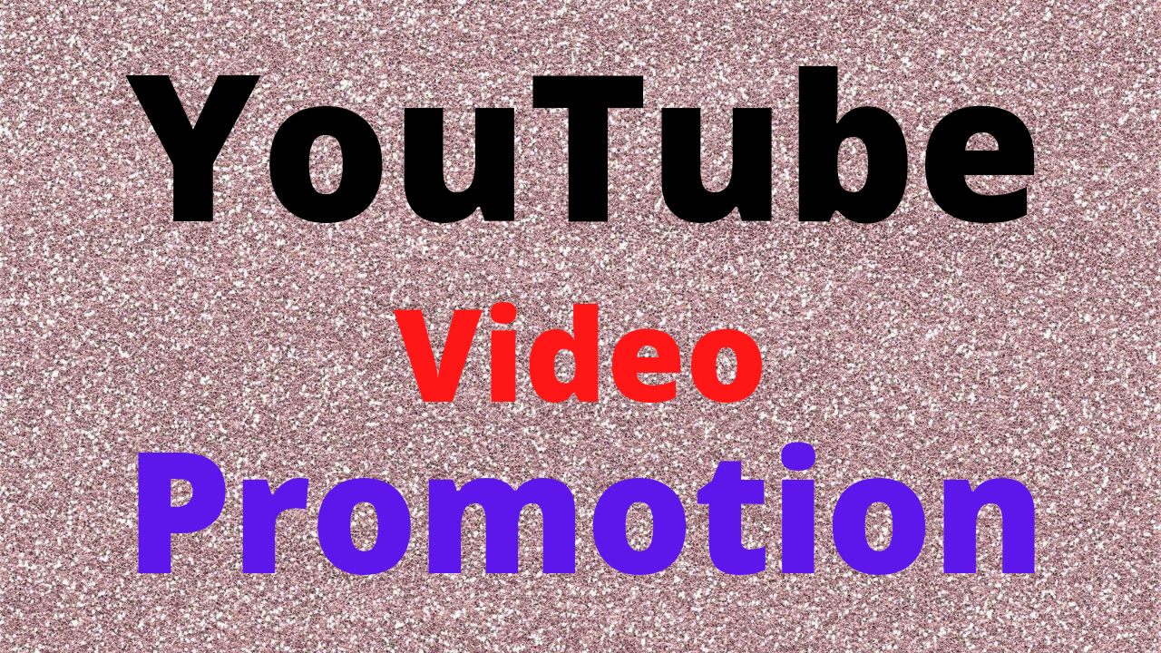 HQ Professional YouTube Video Promotion And Super Fast Marketing By Everness