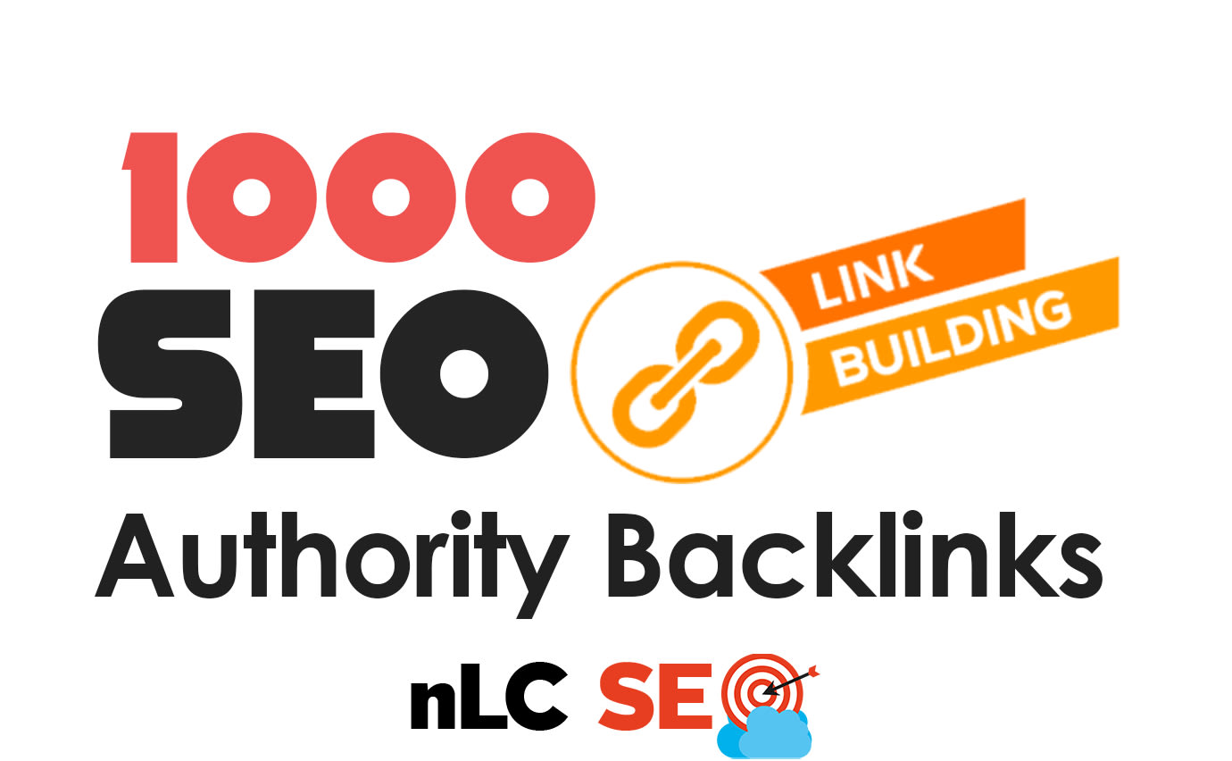 build 1000 high authority manual SEO dofollow backlinks