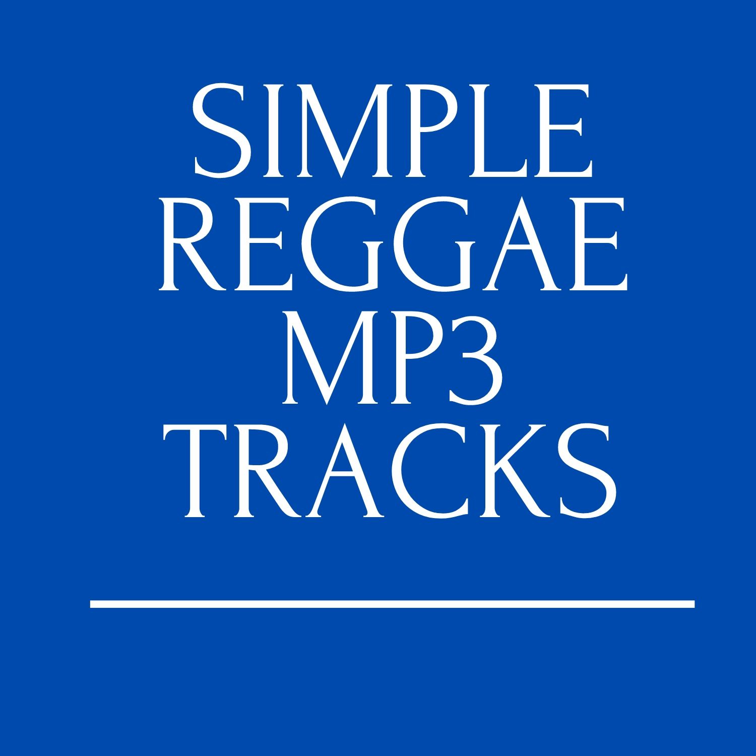 Get Simple Reagge Mp3 Tracks With Different Styles Of Reagge