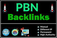 I will Do 50 HomePage PBN Backlinks All Dofollow High Quality Backlinks