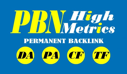 High Quality 200 PBN Backlinks on Domains Authority To Website Improving