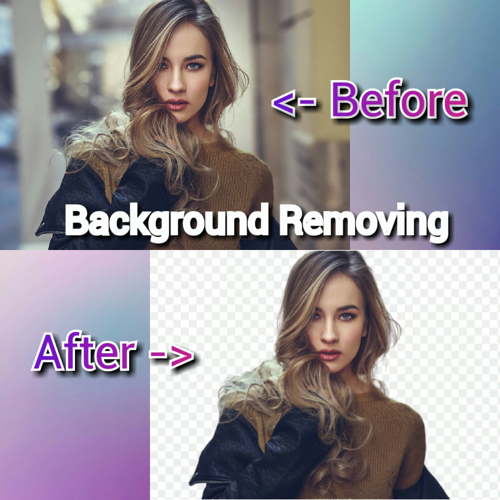 I will remove backgrounds of any 30 images within 24 hours.