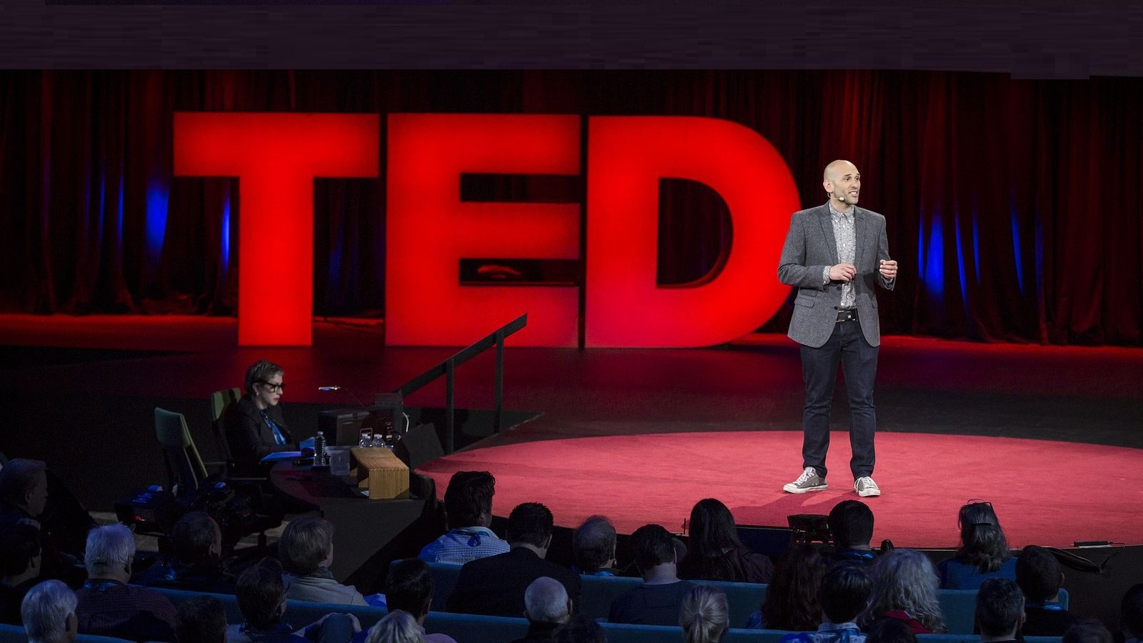 Publish High Quality Guest post on TED. com DA93 permanent backlink
