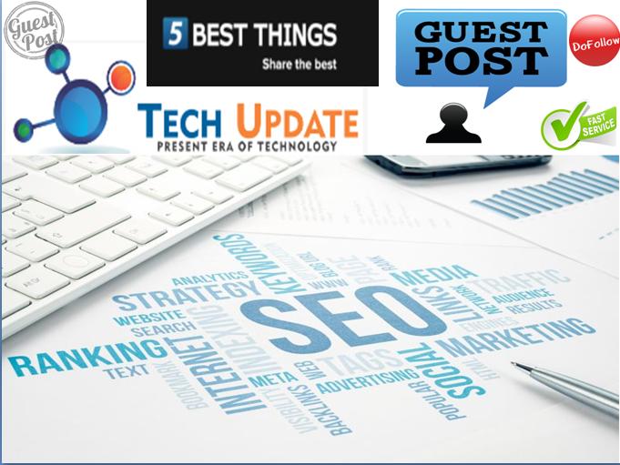 Publish a dofollow Guest P0st On TechInExpert. com - DA45