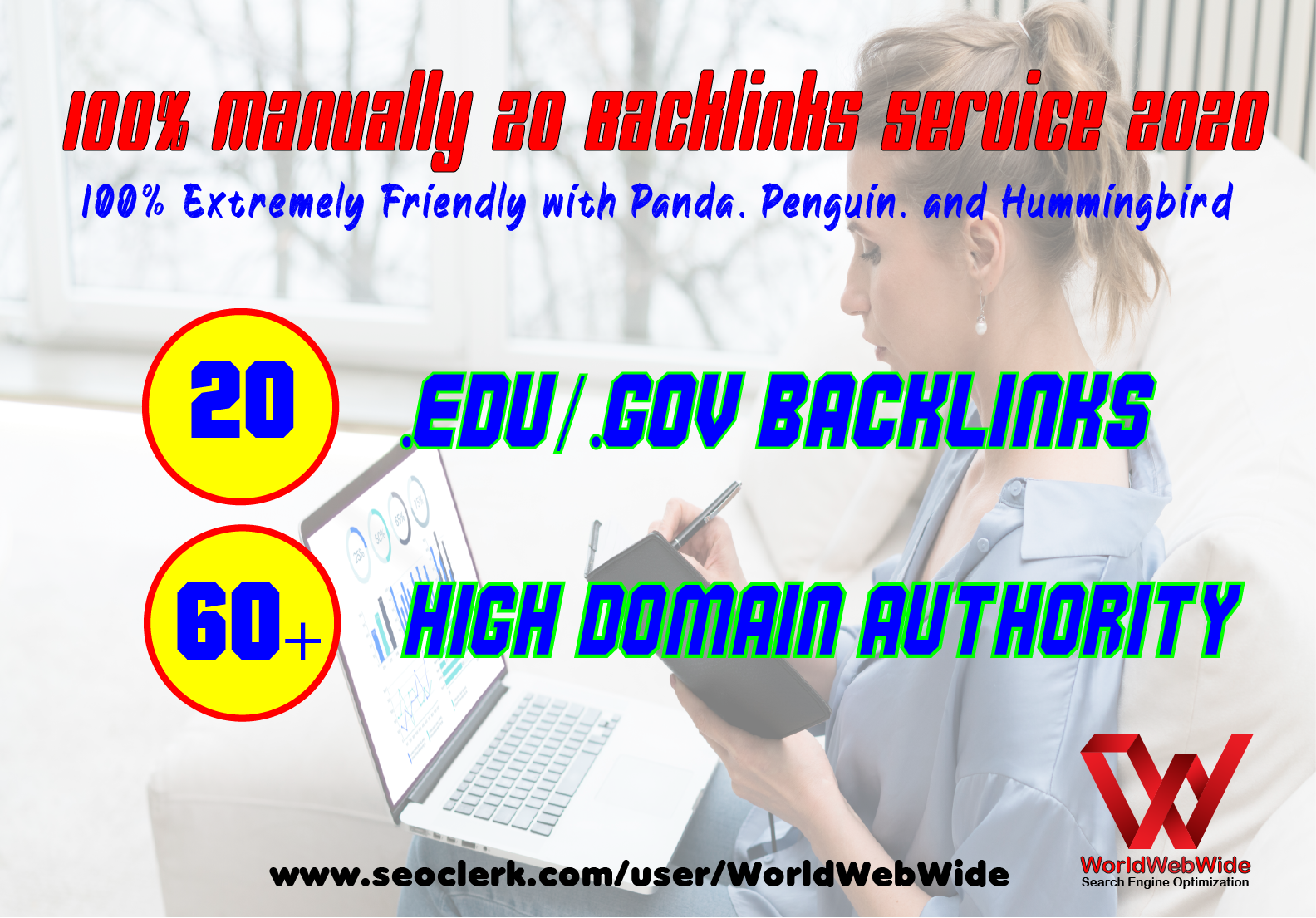 Create 20+. Edu/. Gov Safe SEO Backlinks High Authority Site to Boost Your Google Ranking