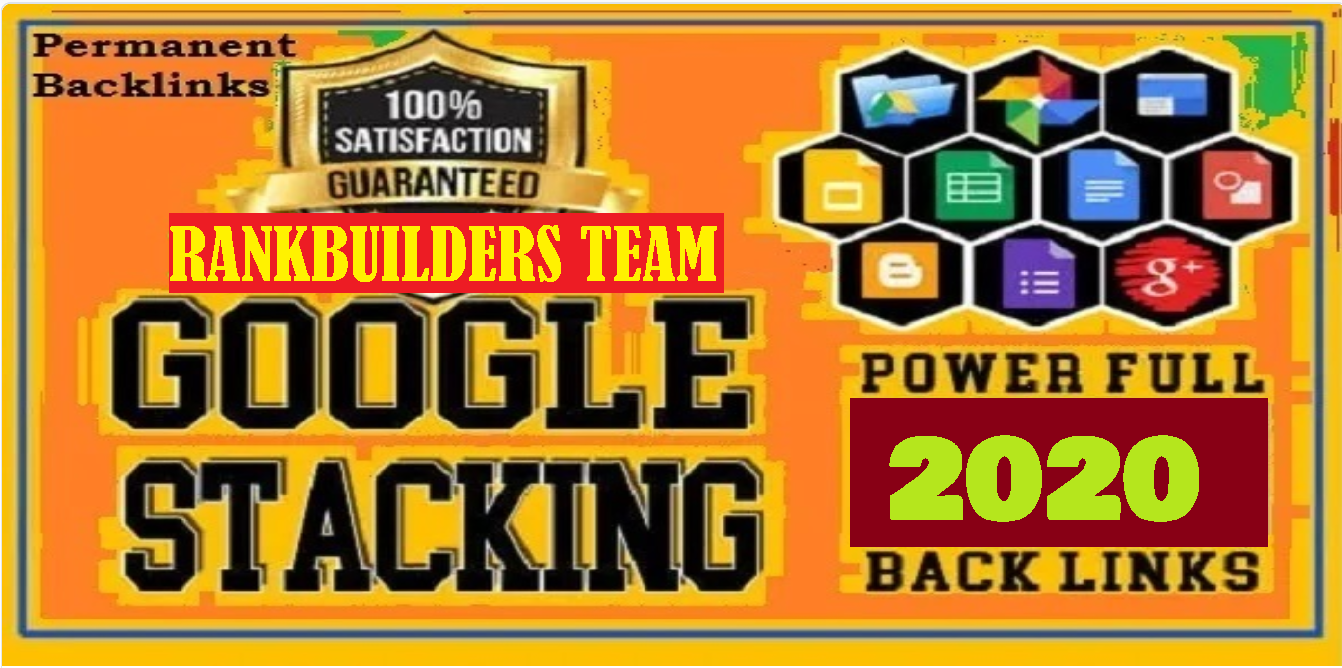 Rank with Google Advanced Stacking Ranking Booster 2000 Backlinks