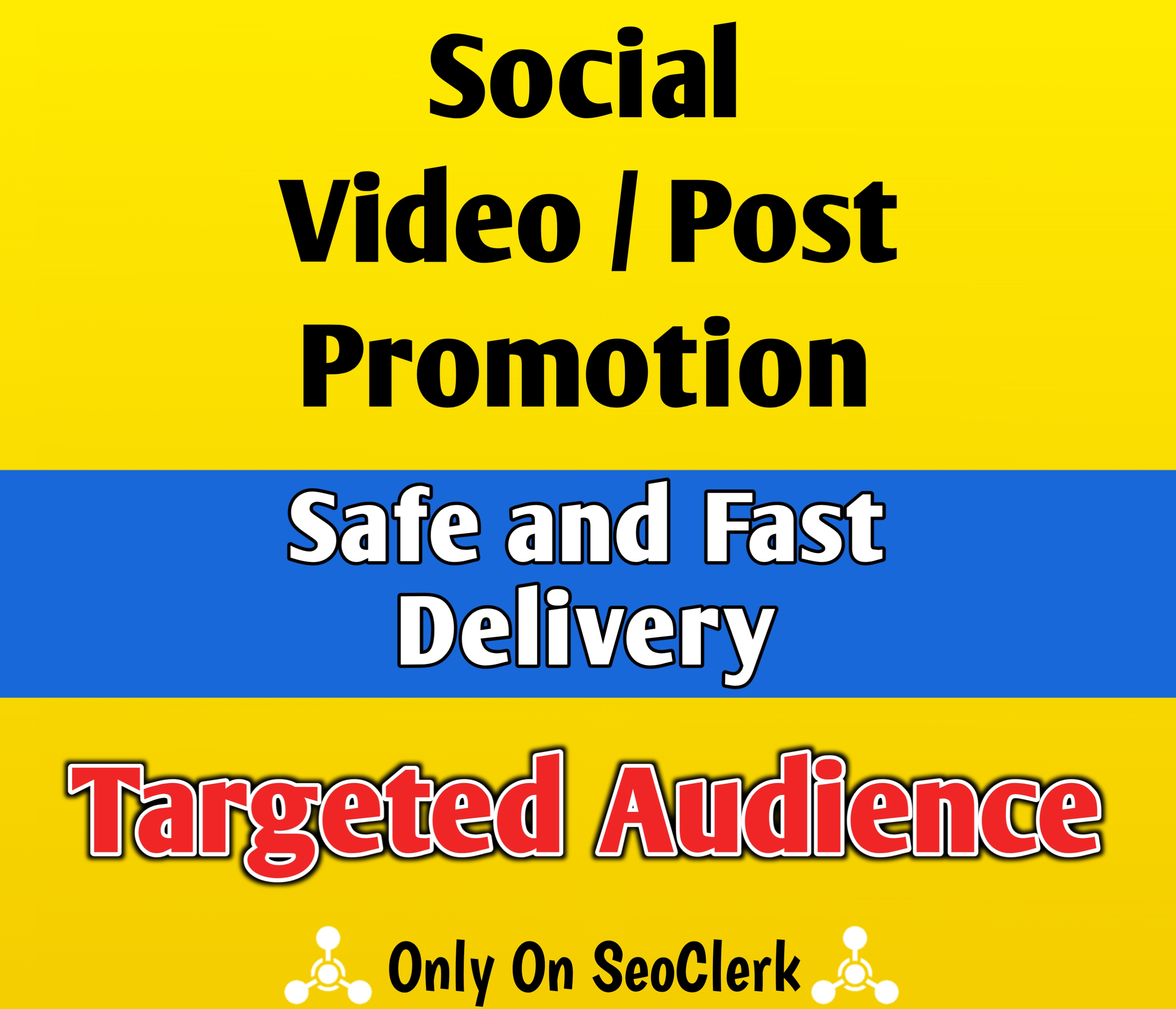 Promote Your Social Post and Video By Targeted Social Audience