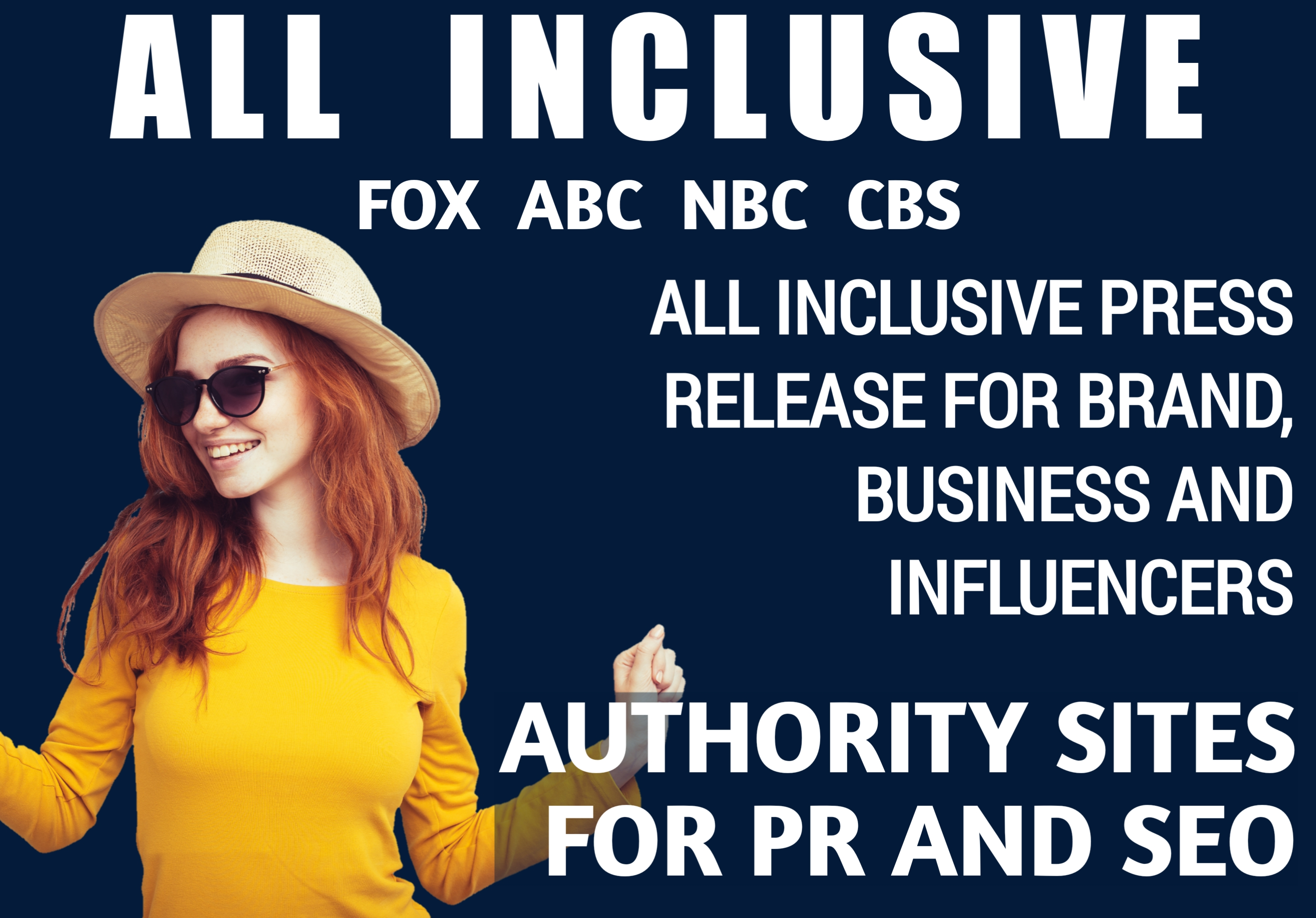 High Quality 350+ Premium Press Release For Social Media Influencer