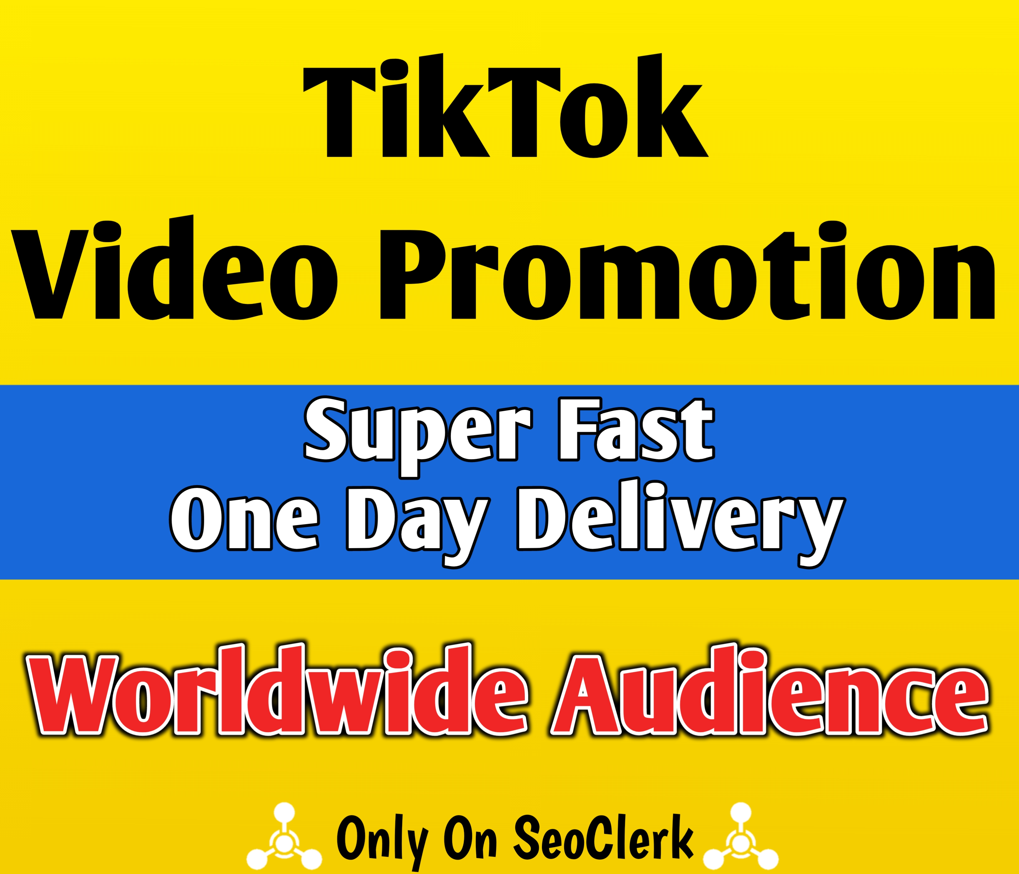 TikTok Video Promotion Instant and Fast Quality Audience
