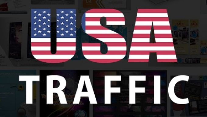 drive organic USA targeted web traffic,  quality visitors
