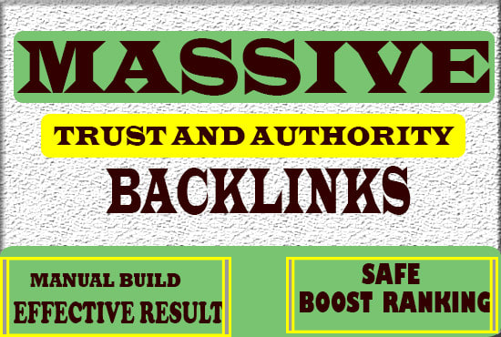 I will boost your website SEO with high authority backlinks