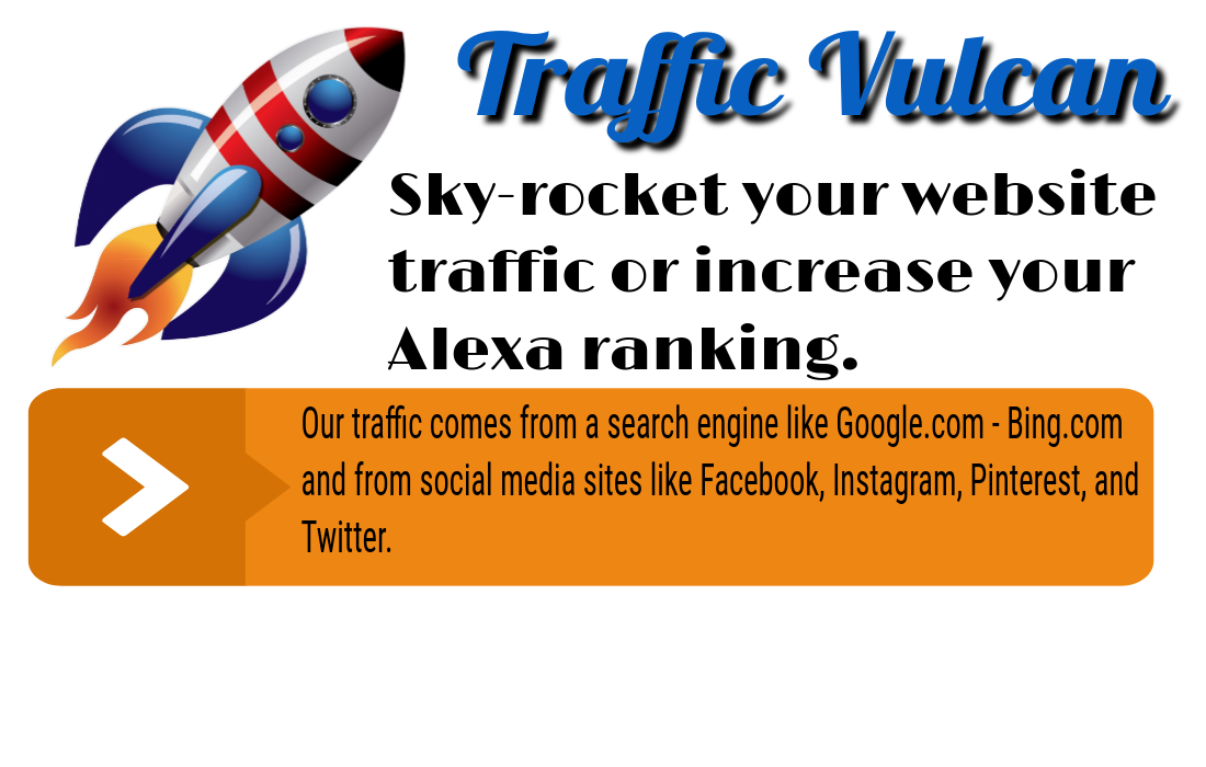 I will send 10,000 visits to your website
