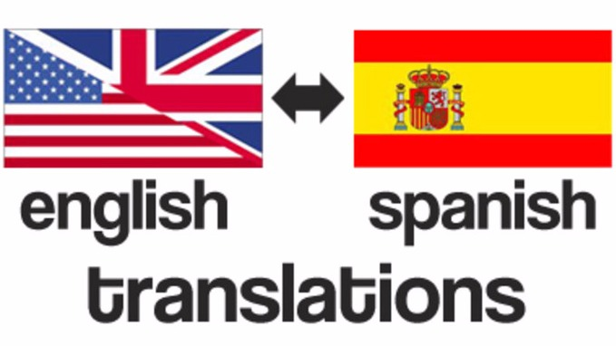 I can translate any text from English to Spanish.