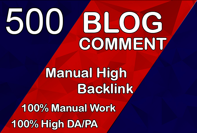 Looking for Bulk live SEO blog comments? I am offering Scrapebox Blast for millions of live and auto