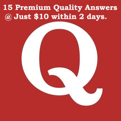 Get abundant traffic to your website with 15 premium quality answers