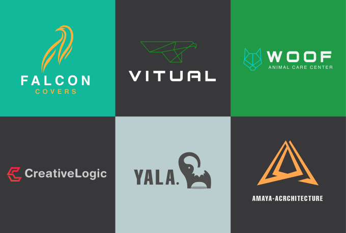 I will create 2 amazing and unique logo within 24hrs