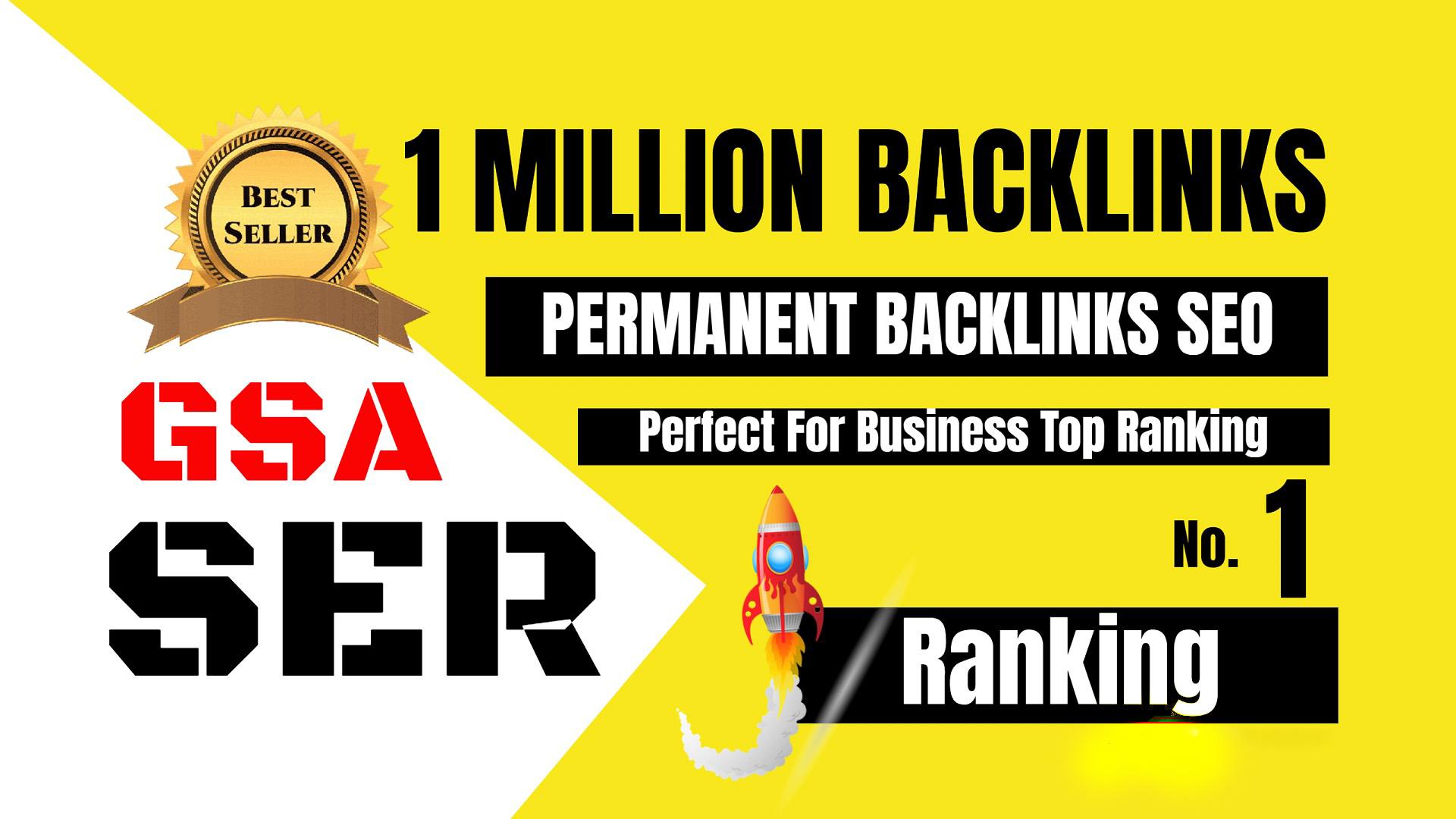 80K backlinks SEO skyrocket your rank in google