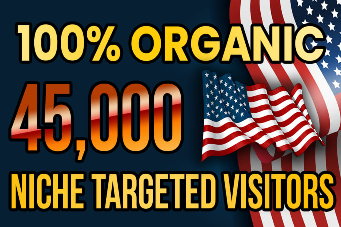 I will drive real USA targeted web traffic 20k