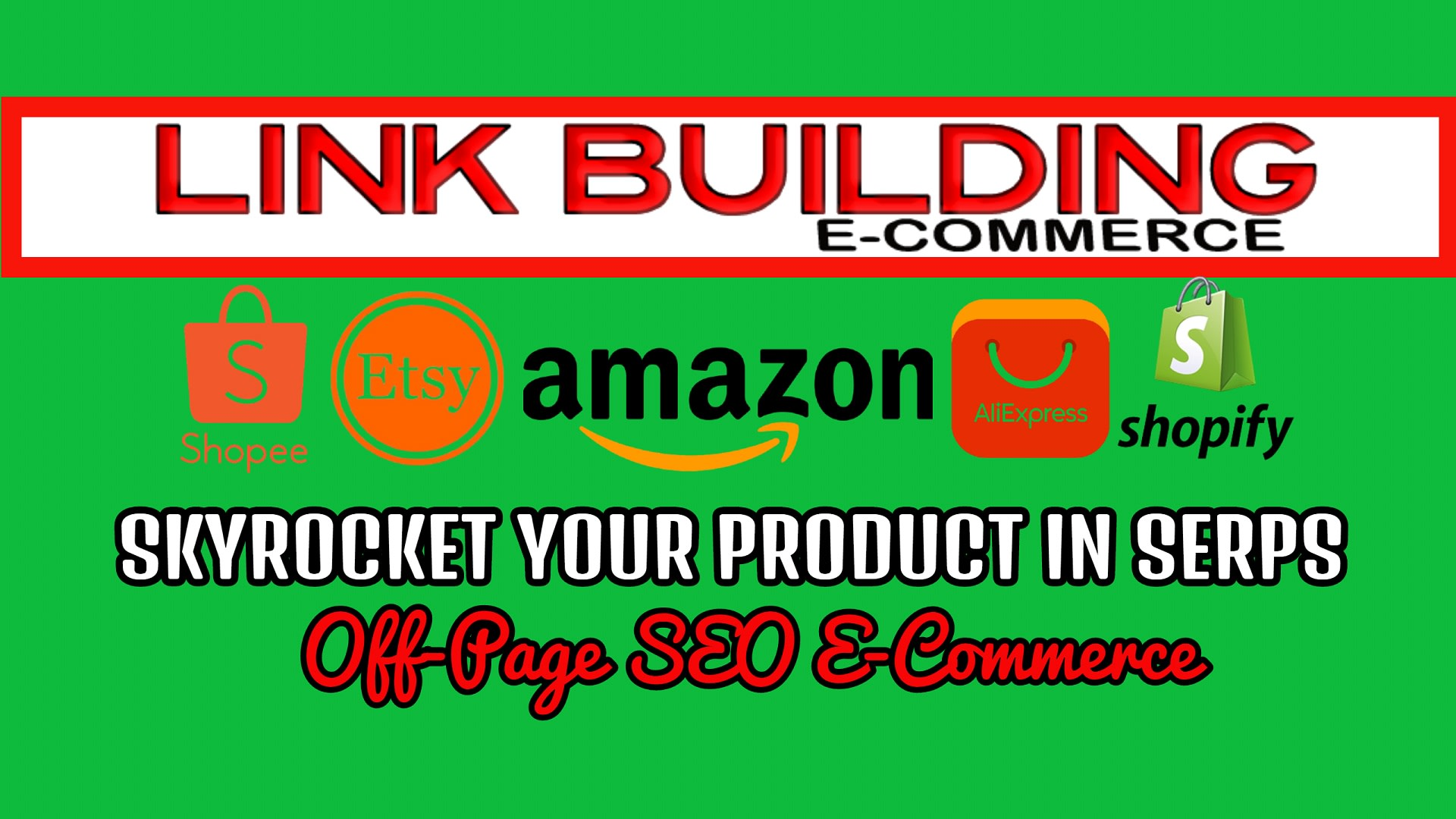 SEO link building skyrocket your ecommerce in search result