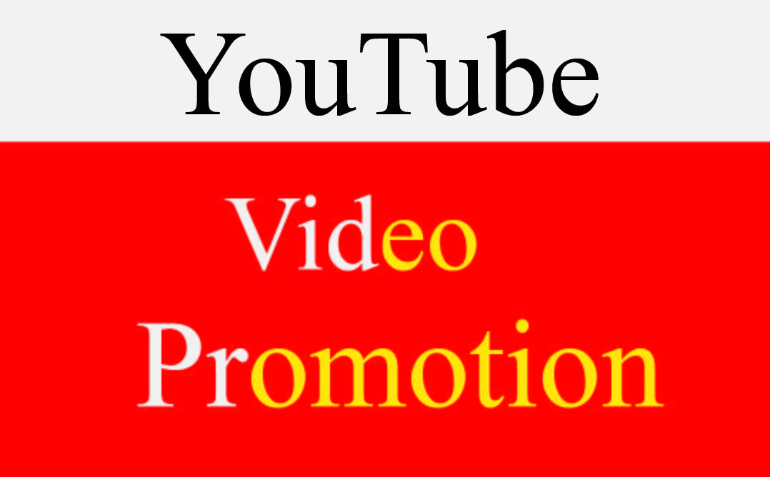 Instant best perfectly video Promotion by YouTube marketing