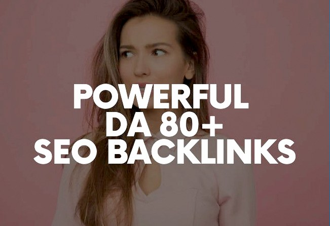 Build 40 PR9 DA 80-100 SEO Backlinks High Domain Authority Permanent Links SERP Your Results