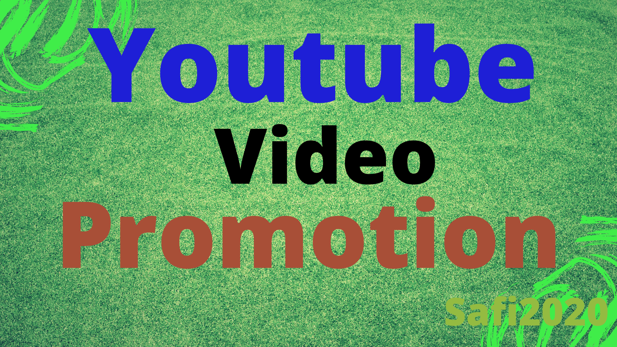 Good Quality You Tube Video Promotion & Marketing User