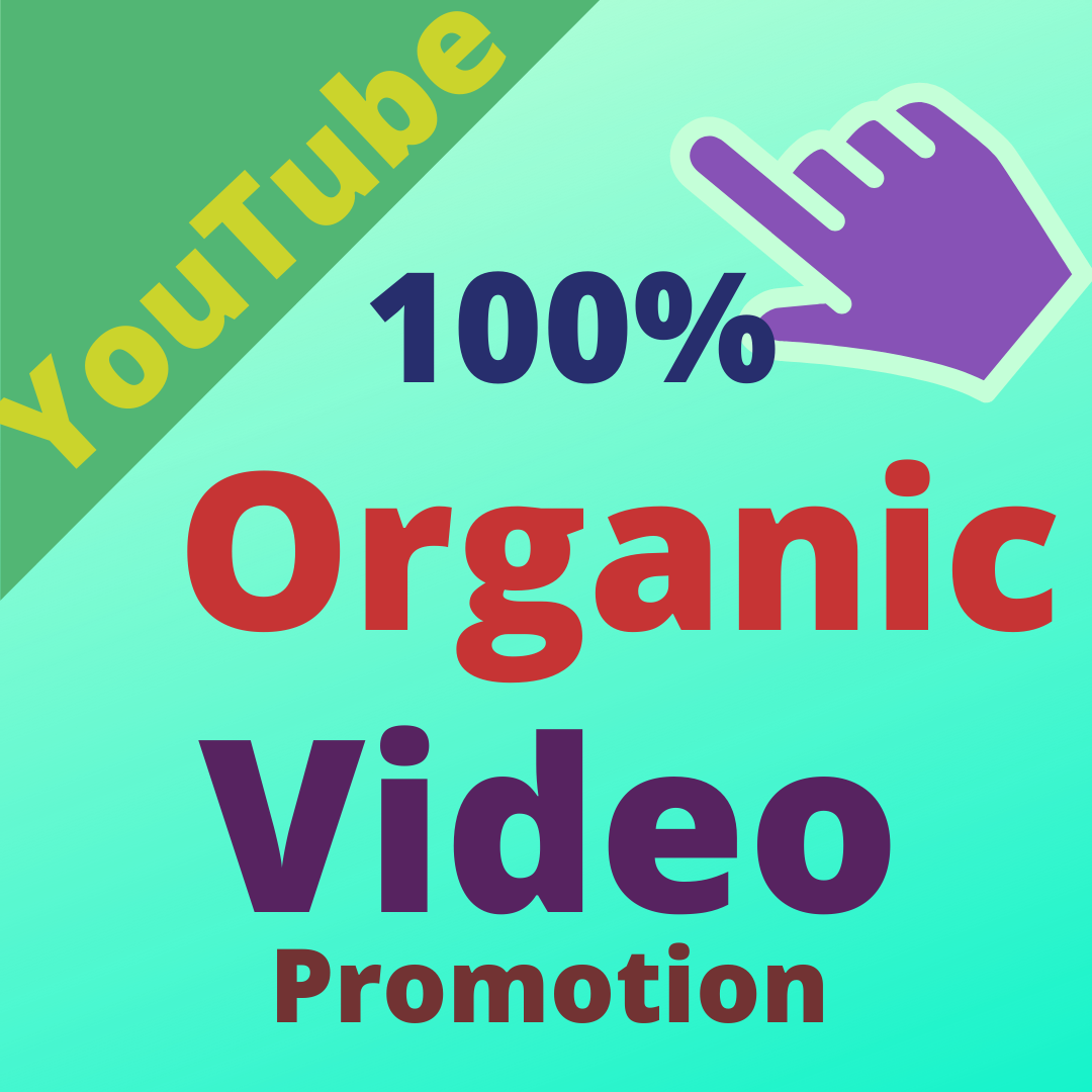 High Quality You Tube Video Promotion And Social Marketing Active User