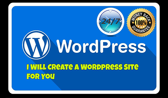 I will design or redesign responsive wordpress website