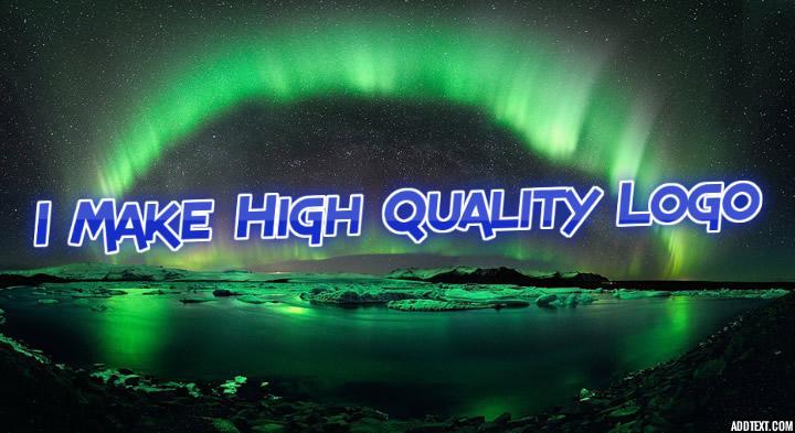 I Make High Quality Logo with Company Name