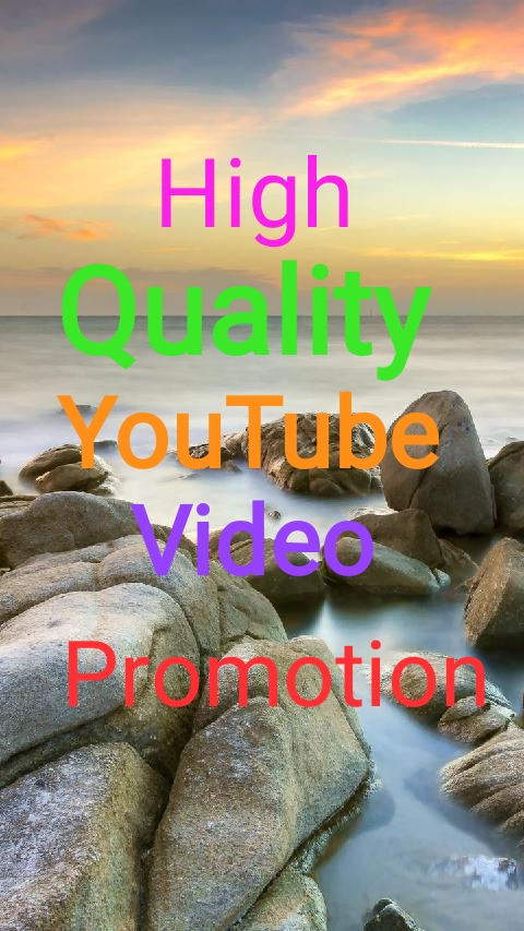 My services is High quality video promotion. I Complete any job.