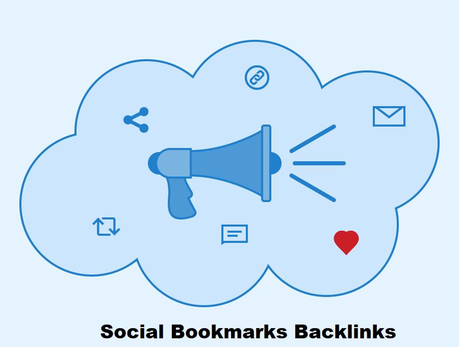 30 High-Quality Social Bookmarks Backlinks