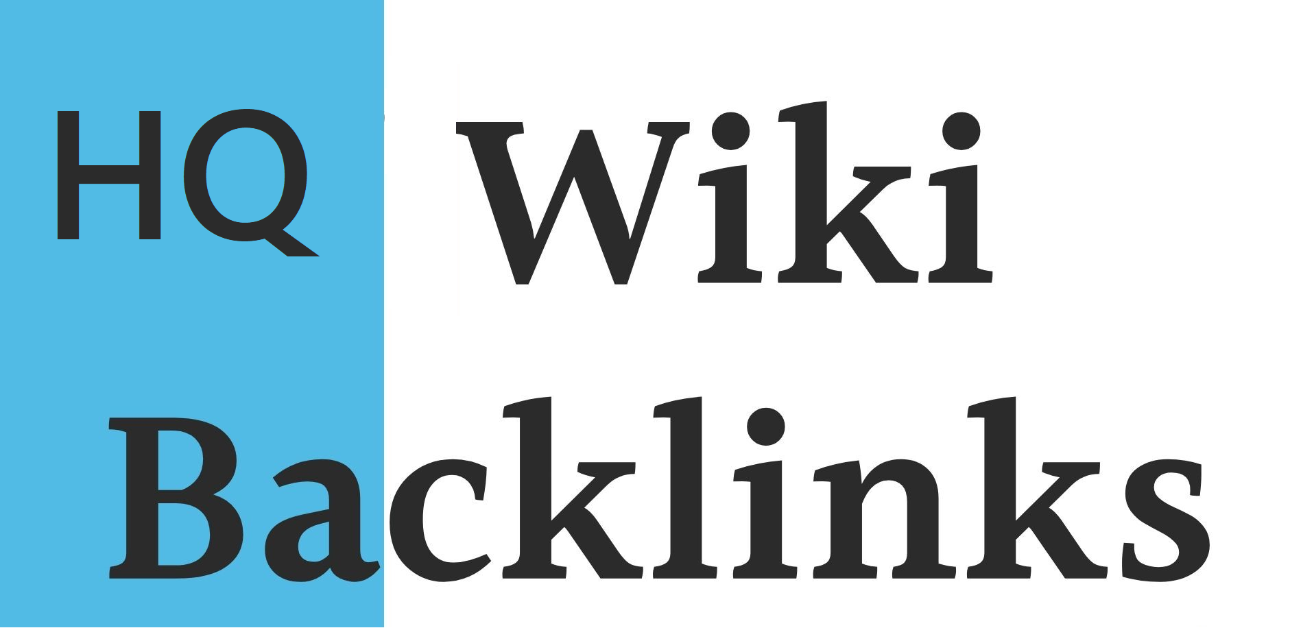 100 High Quality Wiki Backlinks on google ranking