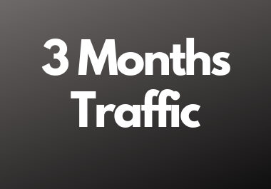 Unlimited Traffic for 3 Month for traffic resellers from USA trackable from Google Analytics