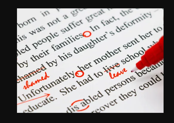 I will proofread,  rewrite,  and line edit anything in English.