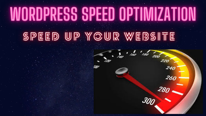 I will optimize speed of your wordpress website within 24 hours