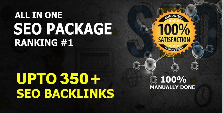 Build Up All In One 360 Manual SEO Link Building Package GOOGLE Ranking For Your Website