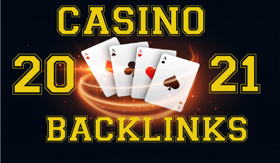 Create 250 Homepage Gambling Casino Poker High DA/PA PBNs Post Backlinks Increase Your Website.