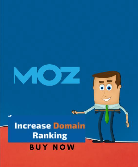 I will increase moz domain authority da 40plus in 30 days