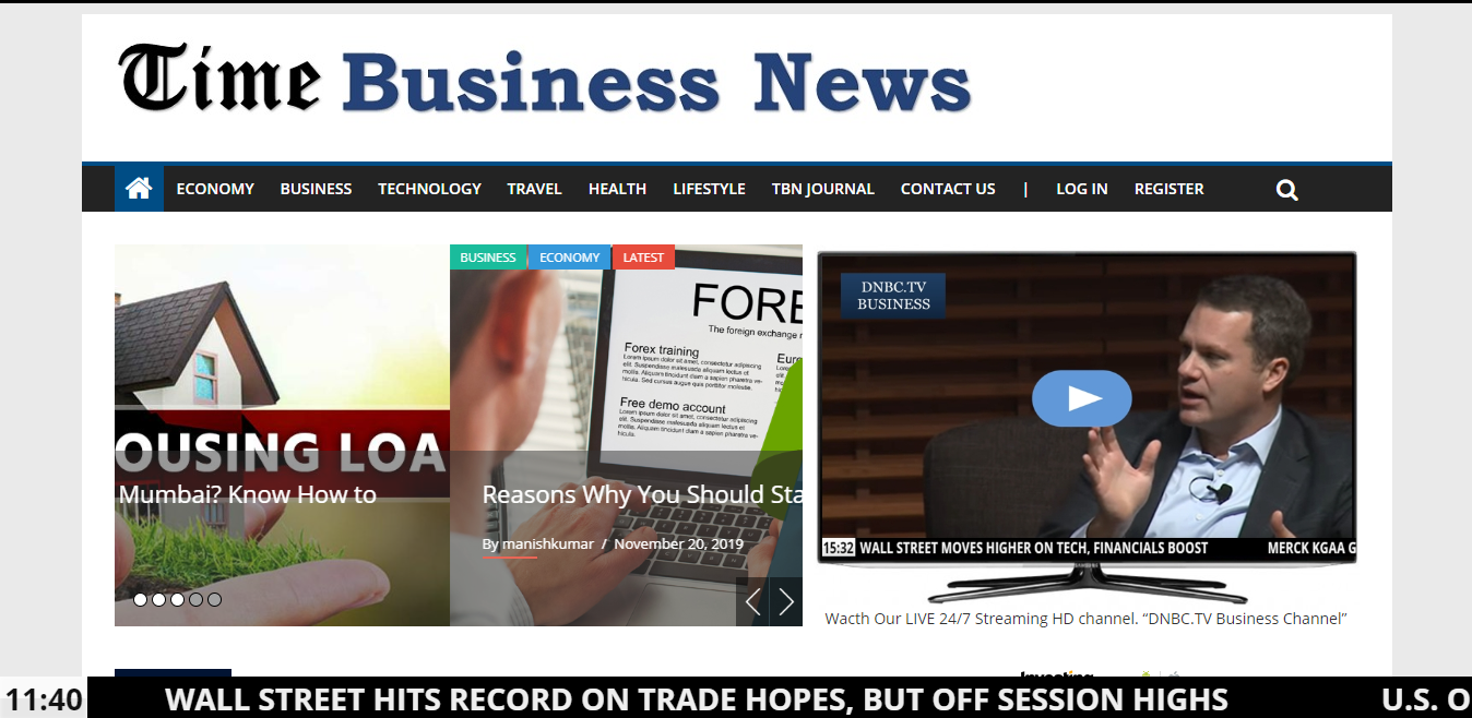I will write & Publish guest p0st on Timebusinessnews. com DA35