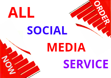 high quality social media marketing all service supper promotion