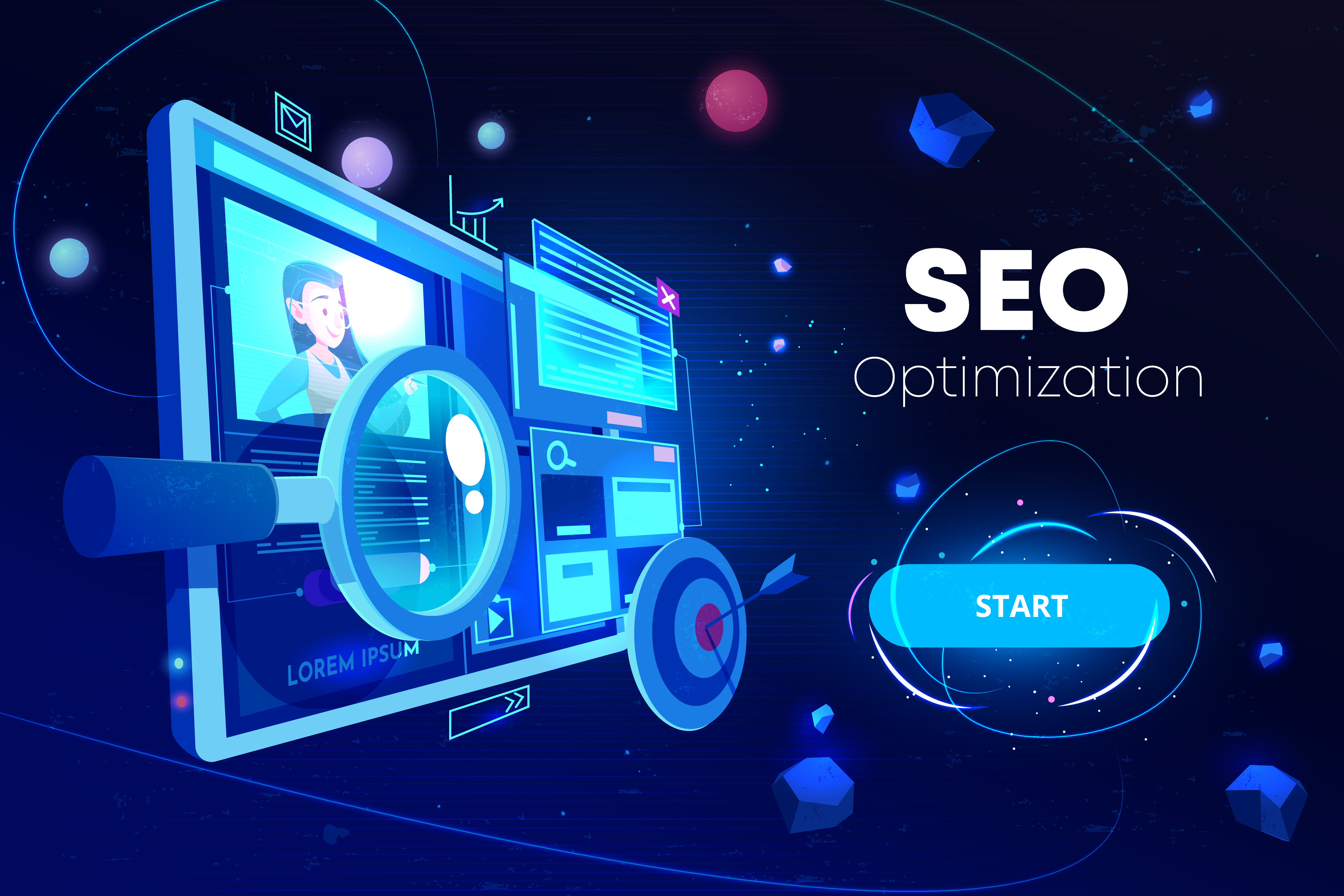 i will increase your website traffic with white Hat SEO