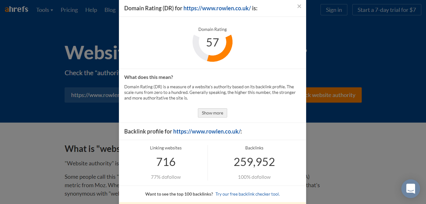 Permanently Increase Domain Rating Authority Ahrefs DR 50 Plus In 30 days