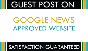 Publish Your Post on Google News Approved Website