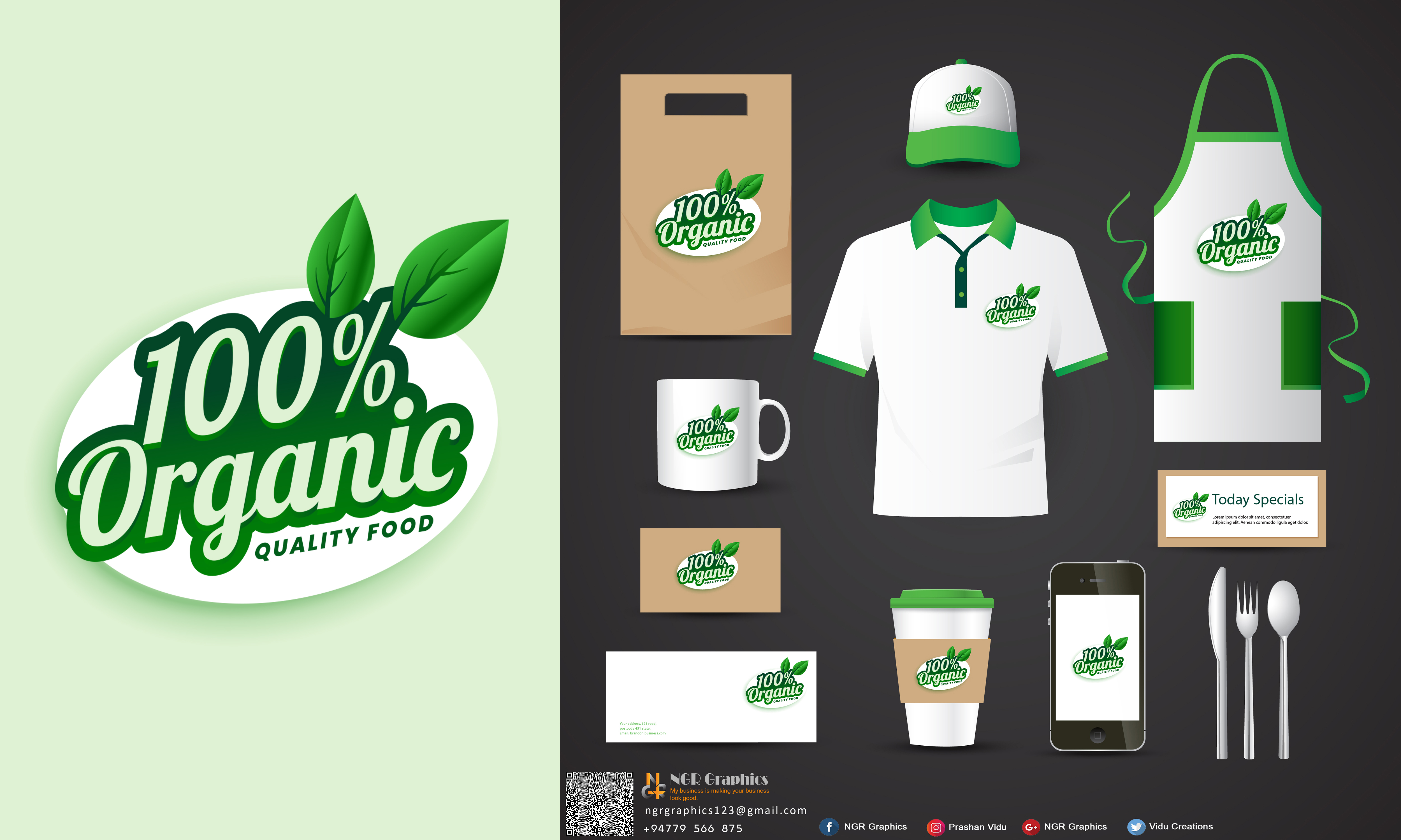I will do Professional and creative Branding logo design